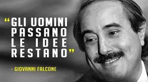 Giovanni Falcone, frasi celebri del giudice che alzò gli occhi ...