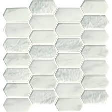 White Picket Tile Wayfair