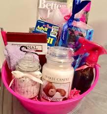 new mommy survival kit gift basket diy