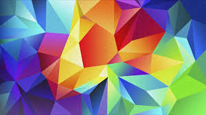 geometric shapes wallpapers top free