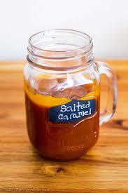 homemade salted caramel recipe sally