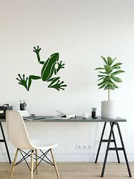 Vinyl Wall Decal Cartoon Frog Animal Children S Room Decor Stickers 4181ig Ebay