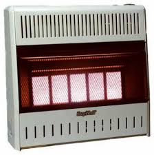 vent free lp gas infrared wall heater