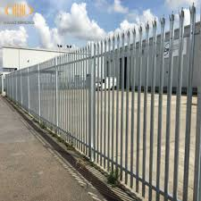 In Substation Palisade Cheap Picket Fence Gate Design Strong Product Buy Picket Fence Gate Design Gates And Fence Design Palisade Fencing Product On Alibaba Com
