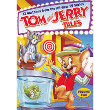 Tom and Jerry: Tales, Vol. 2 (dvd_video)