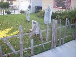 Halloween Fence From Pallets 5 Steps With Pictures Instructables