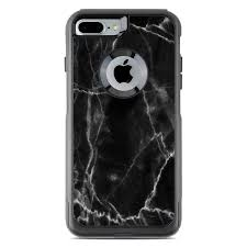 Black Marble Otterbox Commuter Iphone 8 Plus Case Skin Istyles