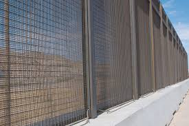 Metal Wire Mesh Security Fencing Direct Metals