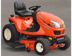 kubota garden tractor
