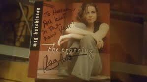 Autographed] The Crossing by Meg Hutchinson (CD, Jul-2004, LRH Music)  786851134421 | eBay
