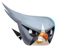 Angry Birds 2 Silver 2 | Angry birds, Bird silver, Birds 2