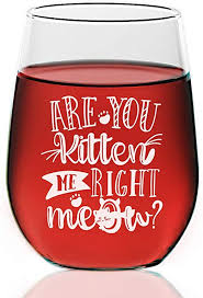 wine right meow cute funny cat