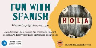 Fun With Spanish Tickets, Multiple Dates | Eventbrite
