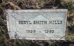 Beryl Smith Mills (1896-1963) - Find A Grave Memorial
