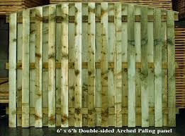 Paling Double Sided With 1 Gaps Bingley Fencing And Timber Timber Fences Furniture Bradford West Yorkshire