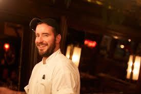 The Pikey Cafe & Bar Chef Ralph Johnson - The Pikey Cafe & Bar