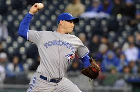 Dustin McGowan will make his next start for Toronto Blue Jays