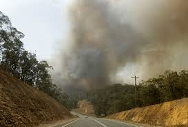 Threats from wildfires intensify in ...