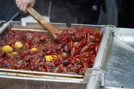 Crawfish Boil NYC