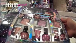 holiday gift sets makeup along vlog