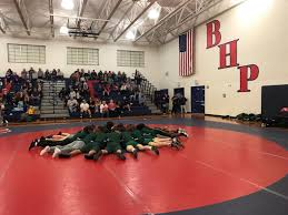 Raiders split wrestling matches at B-HP | Sports | golaurens.com