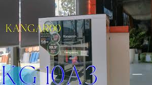 Máy lọc nước Kangaroo KG 10A3 - Máy lọc nước Đức Trọng - YouTube