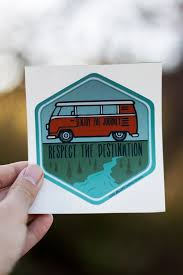 Van Custom Stickers And Decal Live Life Clothing Co