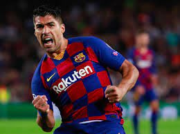 Barcelona vs Inter Milan: Luis Suarez goals send him top of our ...