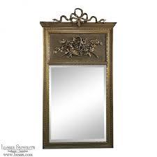 trumeau mirror 19th century french