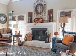 get inspired by my easy fall decorating