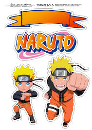 Naruto Free Printable Toppers For Cakes 054 Jpg 1131 1600