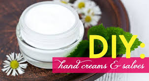 diy all natural creams and salves for