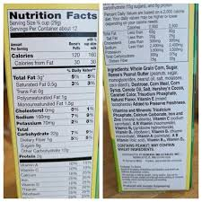 thin mints cereal vs reese s puffs