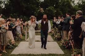 oklahoma ranch festival wedding