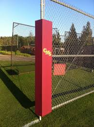 Outdoor Wall Padding Baseball And Softball Fields Sportsvenuepadding Com Protective Padding For Sports Facil Baseball Softball Softball Basketball Signs