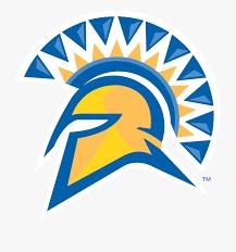 Spartan Head Clip Art - San Jose State Spartans Logo, Cliparts & Cartoons -  Jing.fm