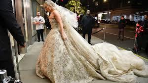 wedding dress by this lebanese designer