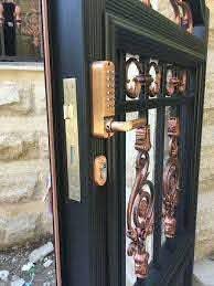 Keyless Pincode Gate Lock Smart Door Locks Gate Locks Smart Lock