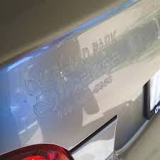 Decal Removal Cloud 9 Detailing Professional Auto Detailing