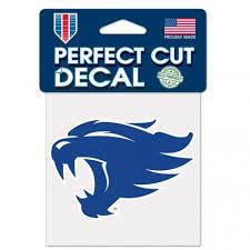 Uk Cat Logo Decal 4 X4 Kentucky Branded
