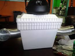 made a homemade ac i saw on r lifes