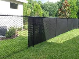 Residential Commercial Chain Link Fencing