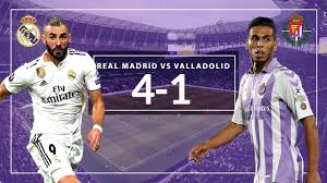 Real Madrid vs Real Valladolid 4-1 Highlights & All Goals (March 2019) -  YouTube
