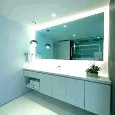 tag led strip light for bathroom mirror