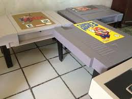 diy game coffee tables designed