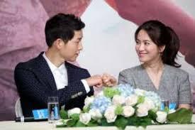 descendants of the sun s song hye kyo says her heart fluttered