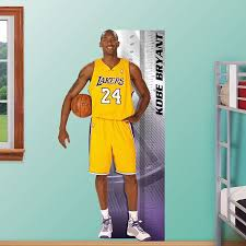 Kobe Bryant Growth Chart Los Angeles Lakers Nba Los Angeles Lakers Sports Themed Party Lakers