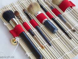 great recipes for homemade makeup brush