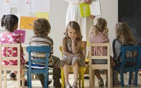 Niños consentidos y la escuela