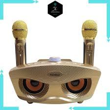 Loa bluetooth hát Karaoke SONG CA Magic SDRD306 chính hãng TẶNG KÈM 2 MIC